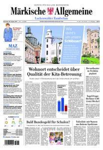 Märkische Allgemeine Luckenwalder Rundschau - 29. August 2017