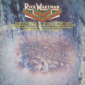 Rick Wakeman ‎- Journey To The Centre Of The Earth (1974) US Pitman 1st Pressing - LP/FLAC In 24bit/96kHz