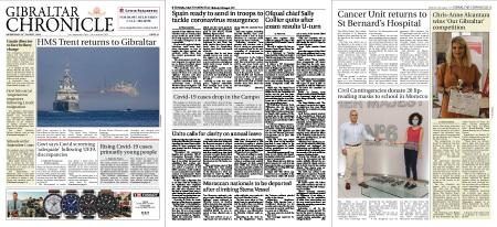 Gibraltar Chronicle – 26 August 2020