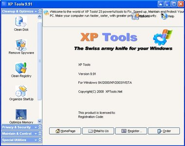XP Tools Pro 9.91 Thinstalled