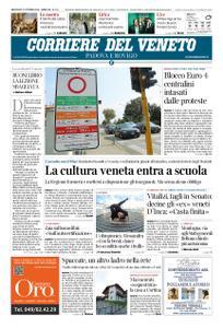 Corriere del Veneto Padova e Rovigo – 17 ottobre 2018