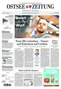 Ostsee Zeitung Wismar - 21. März 2019