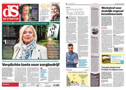 De Stentor - Apeldoorn – 22 december 2018
