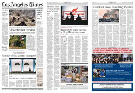 Los Angeles Times – August 26, 2020
