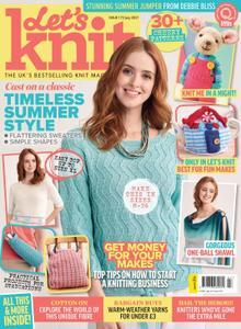 Let's Knit – July 2021