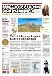 Ludwigsburger Kreiszeitung - 04. November 2017
