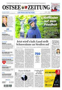 Ostsee Zeitung Wolgast - 04. November 2017