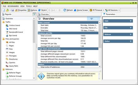 Dataland Web Log Storming 3.3 Build 691 Portable