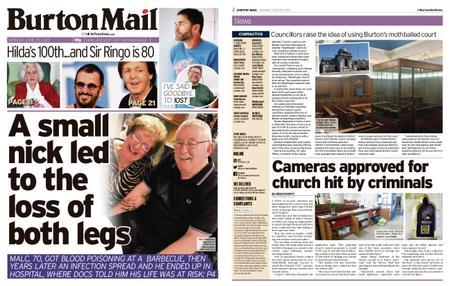 Burton Mail – June 29, 2020