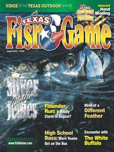 Texas Fish & Game - August 2016