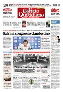 Il Fatto Quotidiano - 09 dicembre 2019