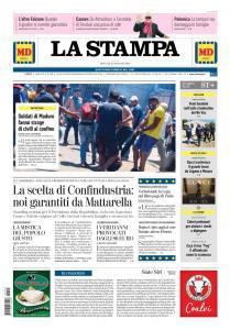 La Stampa Roma - 23 Maggio 2019