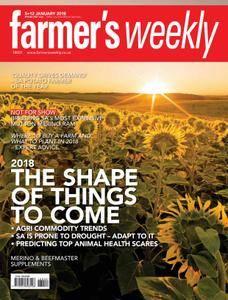 Farmer's Weekly - 20 December 2017