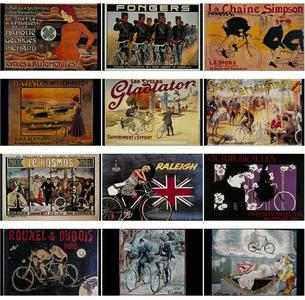 Corel Professional Photos - Bicycle Posters
