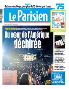 Le Parisien du Mardi 2 Juin 2020
