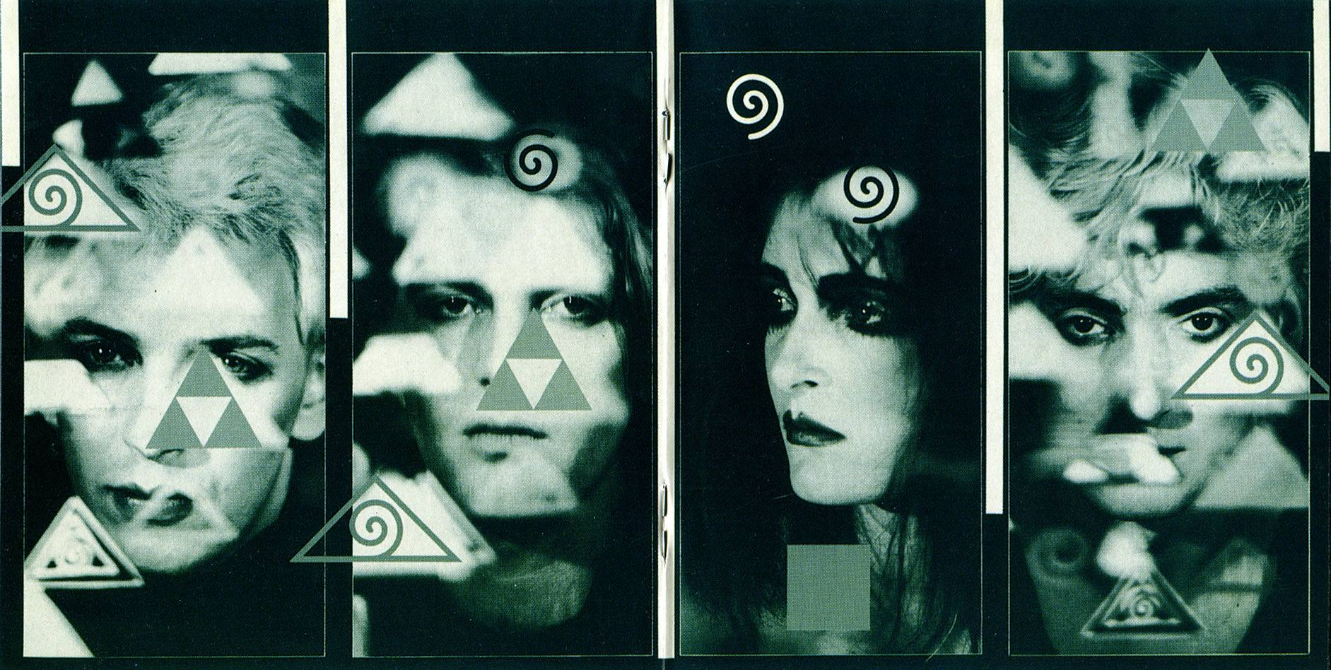 Siouxsie & The Banshees - A Kiss in the Dreamhouse (1982) [Non ...