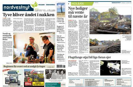 Nordvestnyt Holbæk Odsherred – 21. august 2018
