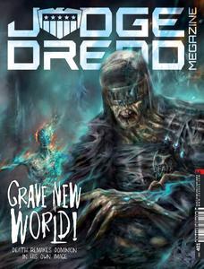 Judge Dredd Megazine 401 2018 digital Minutemen