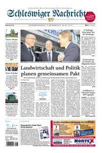 Schleswiger Nachrichten - 01. September 2018