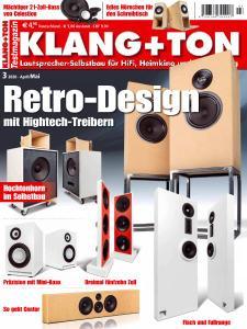 Klang & Ton - April-Mai 2020