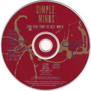 Simple Minds - Good News From The Next World (1995)