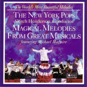 The New York Pops - The World's Most Beautiful Melodies: Magical Melodies From Great Musicals (1997) {Reader's Digest} *RE-UP*