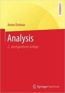 Analysis (Auflage: 2) (repost)