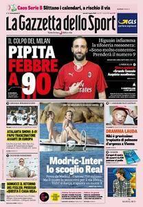 La Gazzetta dello Sport - 3 Agosto 2018