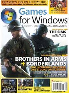 Games For Windows November 2007