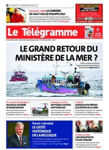 Le Télégramme Ouest Cornouaille – 01 juillet 2020