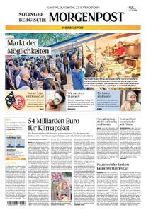 Solinger Morgenpost – 21. September 2019