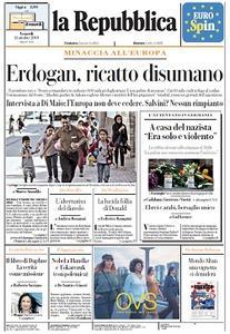 la Repubblica - 11 Ottobre 2019