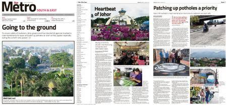The Star Malaysia - Metro South & East – 22 January 2018