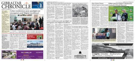 Gibraltar Chronicle – 27 September 2018