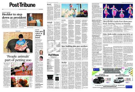Post-Tribune – August 10, 2019