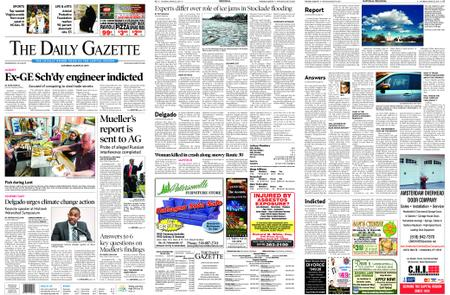 The Daily Gazette – March 23, 2019