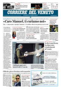Corriere del Veneto Padova e Rovigo – 08 febbraio 2019