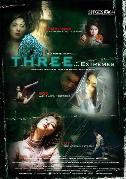 Three... Extremes (2004) Saam gaang yi