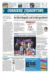 Corriere Fiorentino La Toscana - 9 Febbraio 2018