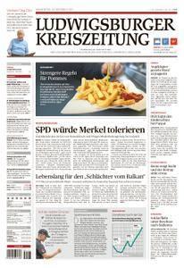Ludwigsburger Kreiszeitung - 23. November 2017