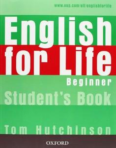 English for Life Beginner: Students Book