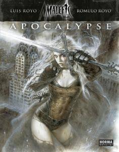 Malefic Time: Apocalypse, de Luis Royo y Rómulo Royo