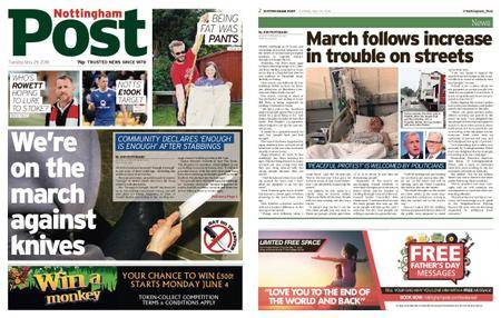 Nottingham Post – May 29, 2018