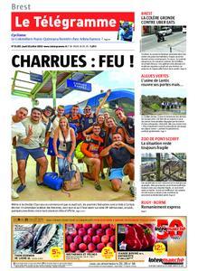 Le Télégramme Landerneau - Lesneven – 18 juillet 2019