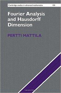 Fourier Analysis and Hausdorff Dimension (repost)