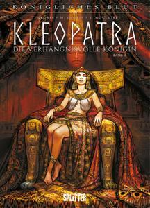 Königliches Blut 09 - Kleopatra - Die verhängnisvolle Königin 01 (Splitter) (2019)