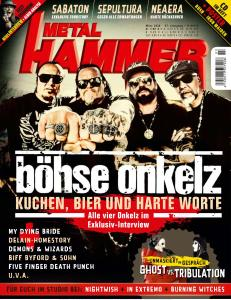 Metal Hammer Germany - März 2020