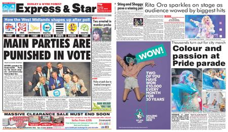 Express and Star Dudley and Wyre Forest Edition – May 27, 2019