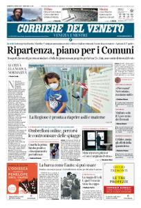Corriere del Veneto Venezia e Mestre – 24 aprile 2020