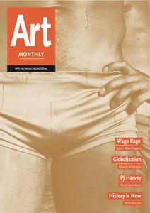 Art Monthly - April 2015   No 385
